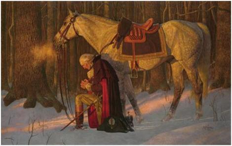 I have the Honor to be with great respect Sir, Your Most Humble   and Obedient Servant. - George Washington